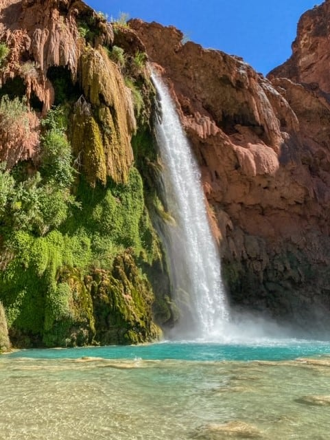 Supai Arizona travel nurse jobs (high-paying)